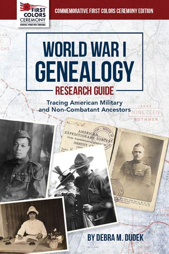 WWI Genealogy Research Guide Cover